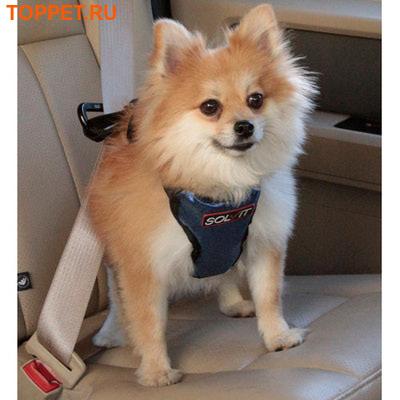 Solvit Автошлейка для собак De Lux (фото, вид 2)