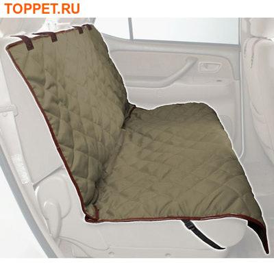 Solvit Чехол в автомобиль для собак Deluxe Bench Seat Cover, 142х119см (фото, вид 1)
