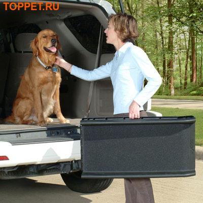 Solvit Пандус для собак UltraLite, размер 157х41х10 см (фото, вид 3)