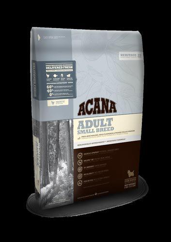 Acana Heritage Adult Small Breed сух. для собак мелких пород (фото, вид 1)