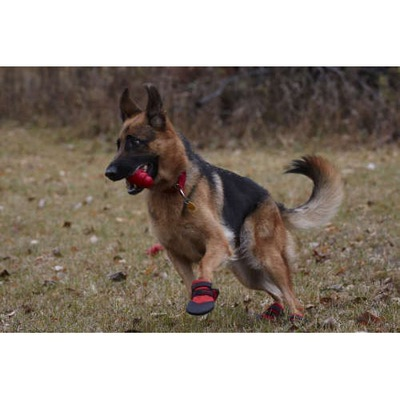 АНТ Ботинки для собак Ultra Paws Durable Dog Boots( 4 шт) водонепроницаемые (фото, вид 2)