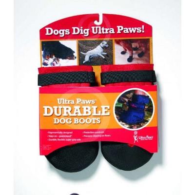 АНТ Ботинки для собак Ultra Paws Durable Dog Boots( 4 шт) водонепроницаемые (фото, вид 4)