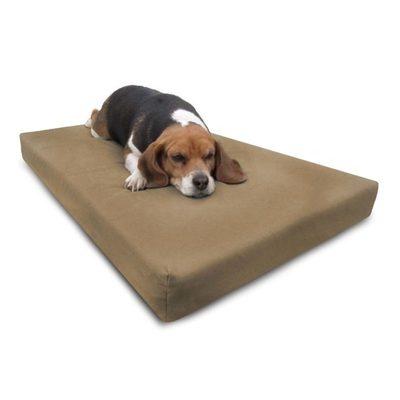АНТ Ортопедический лежак для крупных собак, размер L, XL, 2XL (фото, вид 1)