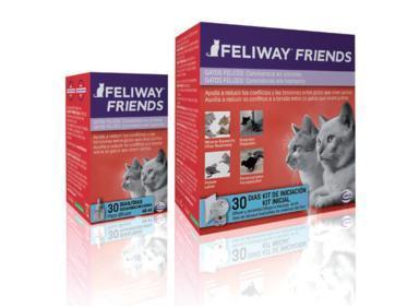 СЕВА Феливей Френдс сменный флакон 48 мл. для кошек (фото, вид 1)