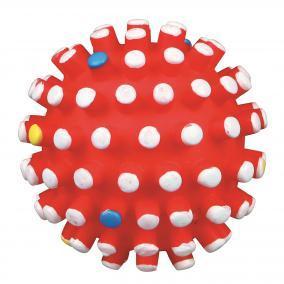 TRIXIE Игрушка для собак Мяч - мина d 6,5 см, винил (фото, вид 1)