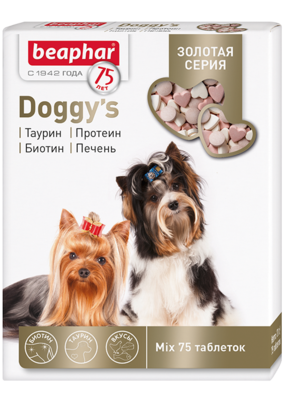 Beaphar Витамины DOGGY`S MIX для собак (фото, вид 1)
