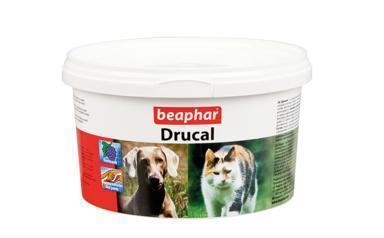 Beaphar Drucal Известковая смесь 250г добавка для собак и кошек (фото, вид 1)