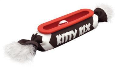 "Petstages Игрушка для кошек Трек ""Kitty Kicker"" 40х9 см конфетка (фото, вид 1)"