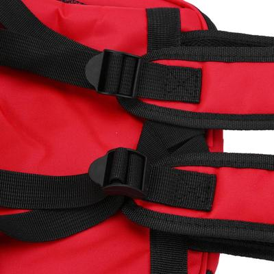 Al1 Рюкзак для собак красный, размер 33 x 30 x 24см (фото, вид 3)