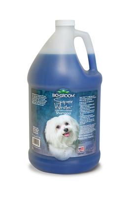 Bio-Groom Super White Shampoo(Супербелый шампунь) (фото, вид 1)