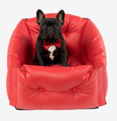 ДогСмит Автокресло для собак, 50х50х50/25см (фото, вид 1)