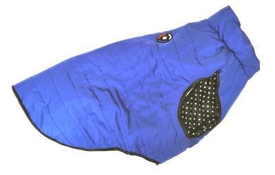 LifeDog Попона для крупных пород собак, размер 7XL, синий василек (фото, вид 1)