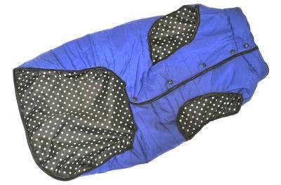 LifeDog Попона для крупных пород собак, размер 7XL, синий василек (фото, вид 2)