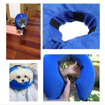 АНТ Елизаветинские воротники для собак и кошек надувные S, М, L, XL (фото, вид 3)