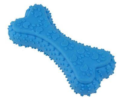 DOGMAN Игрушка для собак Косточка с лапками 10,5см (фото, вид 3)