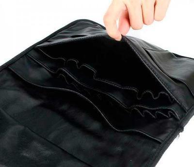 АНТ Сумка для грумера поясная, черный цвет, 30х30см (фото, вид 2)