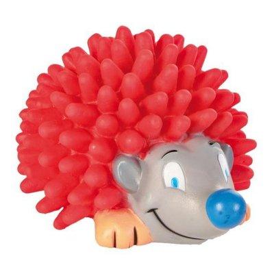 TRIXIE Игрушка-ежик для собак пищащий D-8,5см (фото, вид 1)