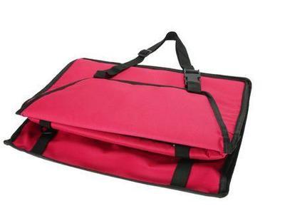 Al1 Автокресло для собак и кошек, 40х30х25 см, цвет красный (фото, вид 2)