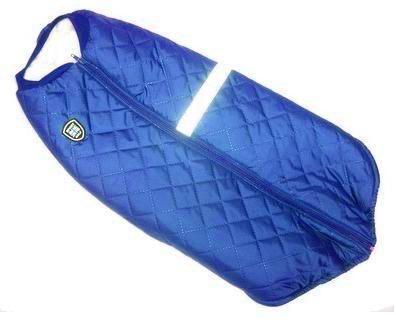 SportDog Куртка-попона меховая для собак, василек, спина 53см (фото, вид 1)