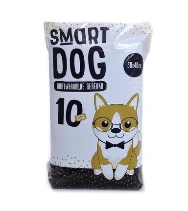Smart Dog Впитывающие пеленки для животных 60*40см (фото)