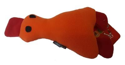 """Osso Fashion Игрушка для собак из флиса Утка с """"неубиваемой"""" пищалкой 29,0 см (фото)"""