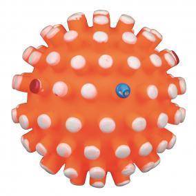 TRIXIE Игрушка для собак Мяч - мина d 6,5 см, винил (фото)