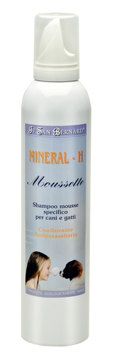 IV SAN BERNARD Mineral Шампунь-пенка Минерал Н Moussette антипаразитарный сухой 250 мл