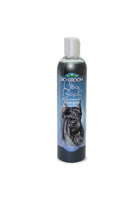 Bio-Groom ltra Black Shampoo(Ультра черный шампунь) для собак и кошек