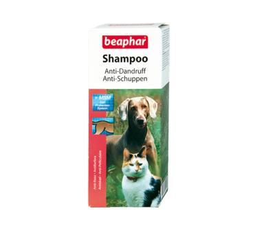 Beaphar Anti-Dandruff шампунь против перхоти для собак и кошек 200 мл. (фото)