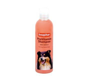 Beaphar Pro Vit Macadamia Oil шампунь для собак от колтунов с миндальным маслом 250 мл (фото)