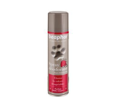 Beaphar Французский премиум спрей-дезодорант Spray deodorant для всех типов шерсти собак и кошек 250 мл (фото)