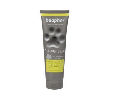 Beaphar Французский премиум-шампунь Shampooing Demelant special poils long 2 в 1 от колтунов для собак с длинной шерстью 250 мл (фото)