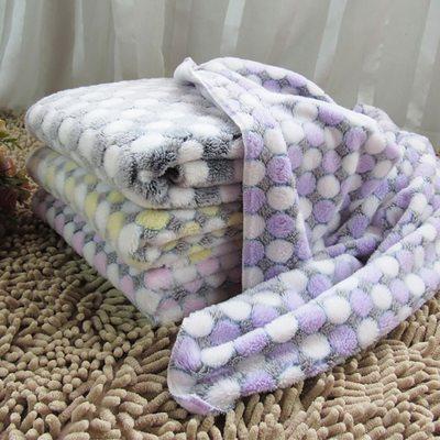Al1 Плед для собак и кошек, сиреневый 80х60см