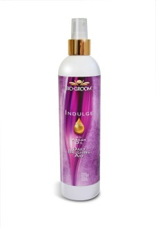 Bio-Groom Indulge Spray спрей-кондиционер с аргановым маслом для ухода за шерстью 355 мл (фото)