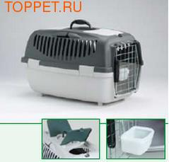 Beeztees Переноска для собак и кошек Гулливер №1 DELUX, размер 48*32*31см