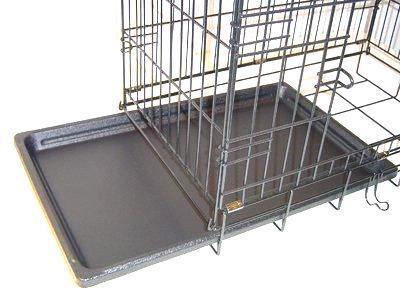 DL Поддон пластиковый для клетки (фото)