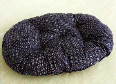 Бобровый дворик Лежак-подушка для собак и кошек Колизей