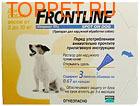 Frontline Фронтлайн Спот он S (Для собак 2-10 кг) 1 пипетка