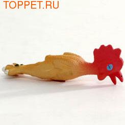 Beeztees Игрушка для собак Курица, латекс