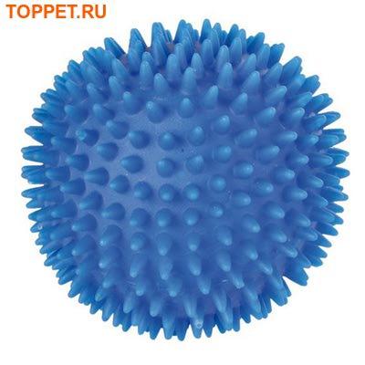 TRIXIE Игрушка для собак Мяч игольчатый, винил, d 7,5см (фото)