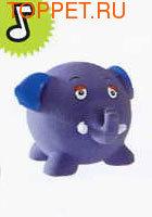 """Hunter Игрушка для собак латексная """"Слон"""" 9.5 см."""