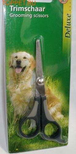 Beeztees Ножницы для стрижки собак Люкс, 14см (фото)