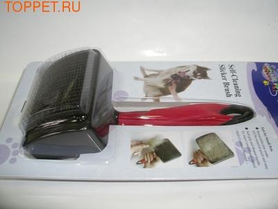 Hello Pet Пуходерка с активным кордом малая, размер 8,5х6х17,5см (фото)