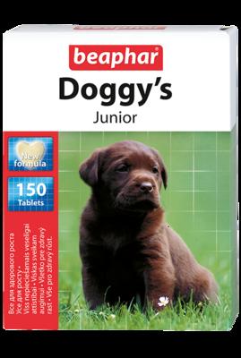 Beaphar Витамины DOGGY`S JUNIOR для щенков