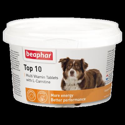 """Beaphar Витамины """"Top 10"""" для собак, 180 шт."""