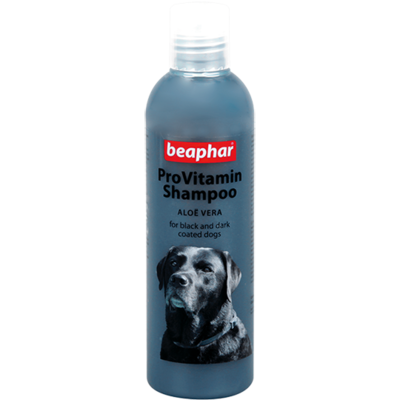 Beaphar PRO Vitamin Шампунь для собак черных и темных окрасов (250 мл)