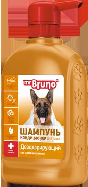 М.Бруно Шампунь №12 дезодорирующий от специфического запаха, 350мл
