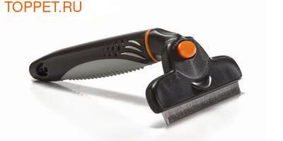 Beeztees Profur Фурминатор Medium со сменным ножом 8,5х16см для средних собак