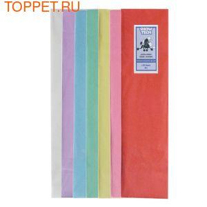 SHOW TECH Rice Paper рисовая бумага для папильоток голубая (100 листов) 10х40см