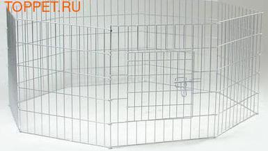 Beeztees Вольер Клетка 8-ми угольная для щенков, размер 60х63см